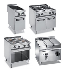 Cuisson gamme 900