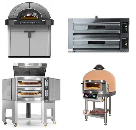 Four a pizza professionnel for Four electrique ou gaz