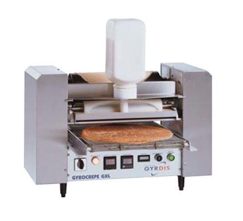 Crpire 36cm professionnelle automatique for Appareils cuisine professionnels