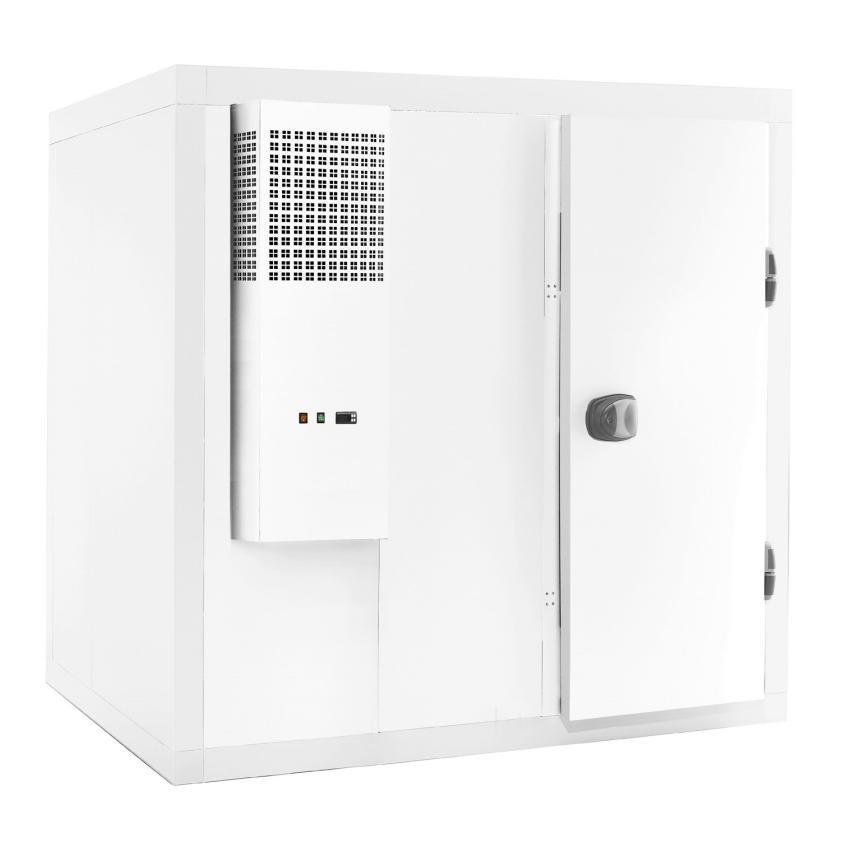 Chambre froide positive 1400x1100 mercatus - Compresseur chambre froide positive ...