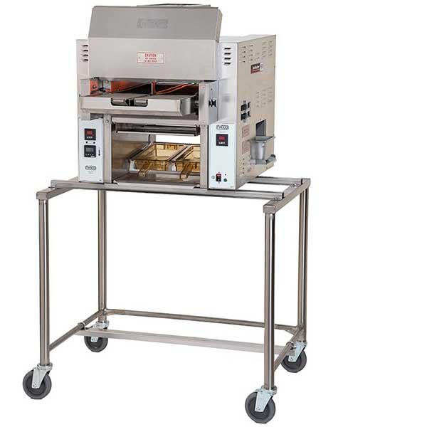 Boiler automatique nieco electrique ou gaz 1 tapis for Four gaz ou electrique