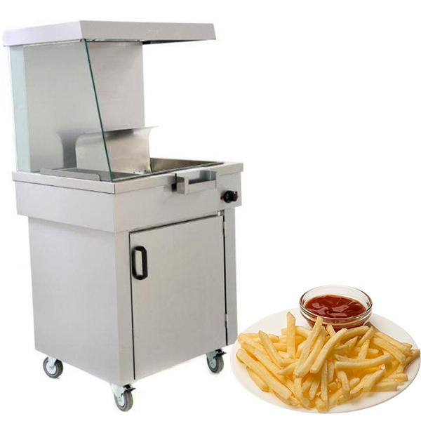 Maintien au chaud frites poser ou sur meuble - Maintien au chaud electrique ...