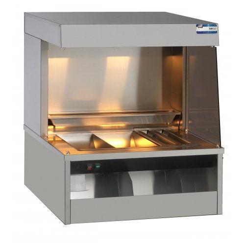 Maintien au chaud pour frite mga frite topper - Maintien au chaud electrique ...
