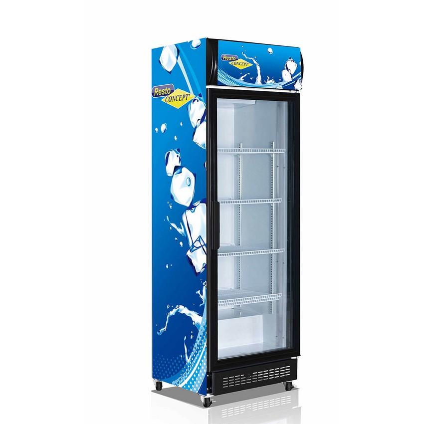 Armoire Refrigeree A Boissons Vitree 1 Porte 370 Litres