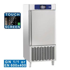 Cellule de congélation rapide TOUCH SCREEN 10GN1/1