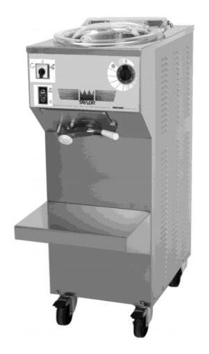 machine glace tarylor c154