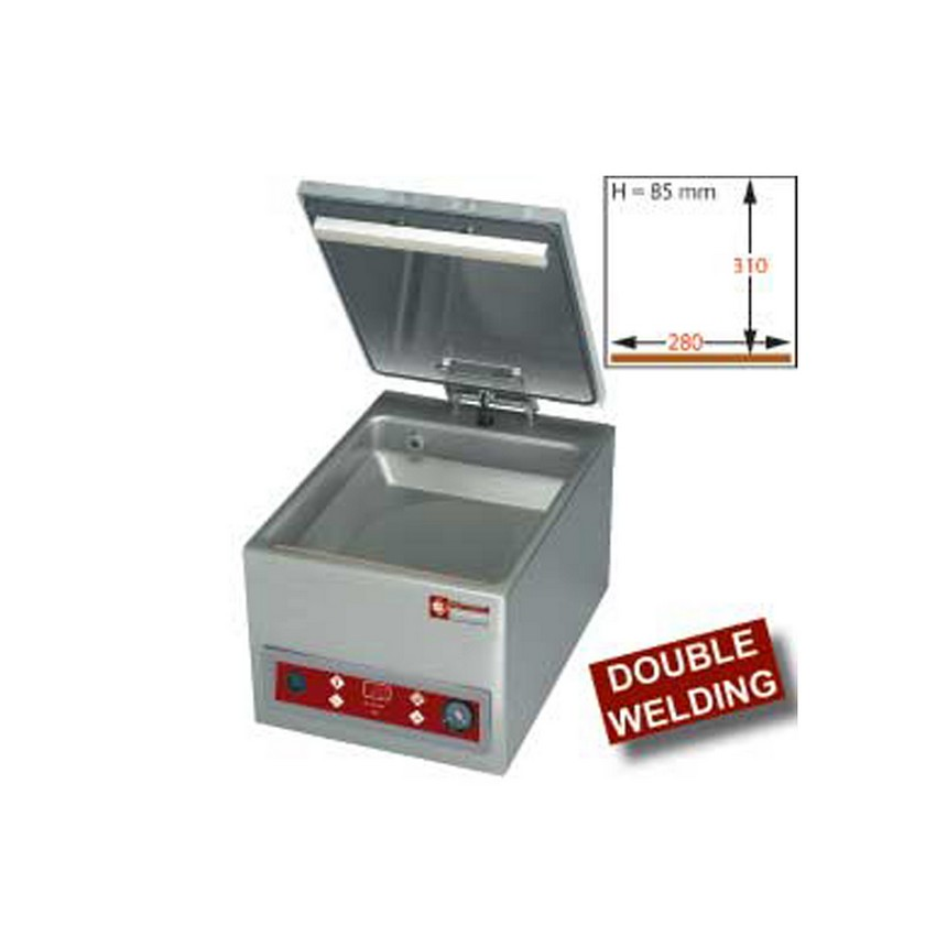 Machine sous vide professionnelle de table