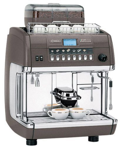 Machine caf automatique barsystem turbosteam restoconcept vous propose une machine caf - Machine a cafe boulanger ...