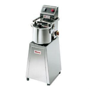 Cutter inox sur socle 15  L  DIAMOND