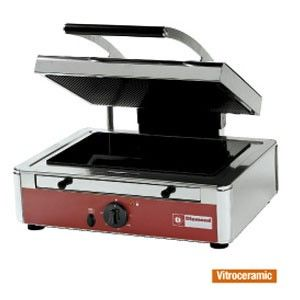 Grill Panini MEDIUM vitrocéramique