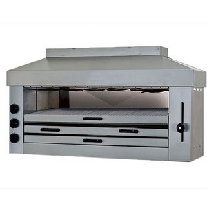 salamandre churrasco à gaz 1120x530 mm