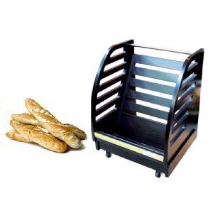 prsentoir pains boulangerie. Black Bedroom Furniture Sets. Home Design Ideas