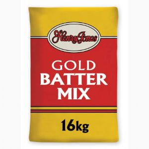Batter mix Gold Henry Jones