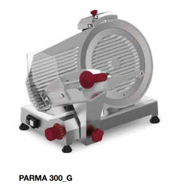 Trancheuse 300 mm PizzaGroup